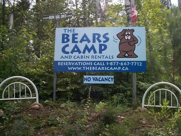 Bears Camp and Cabin Rentals (The)