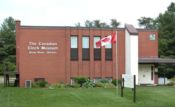 Canadian Clock Museum (The)