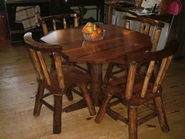 The Calabogie Rustic Furniture Company