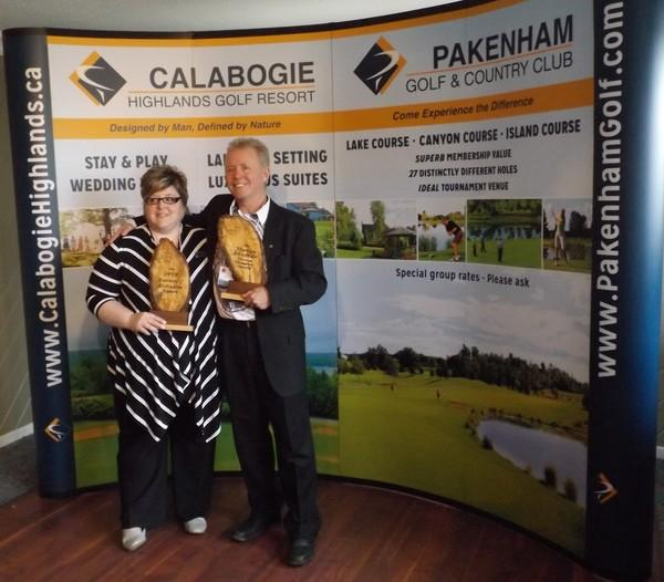 And the Ottawa Valley Tourism Awards go to