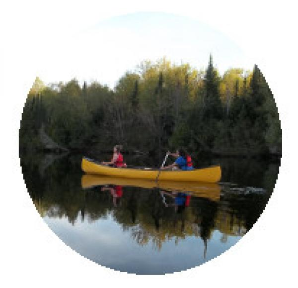 Flatwater Explore by Canoe the Lower Madawaska River Provincial Park