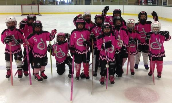 Free introduction to Ringette