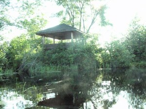 BPP - Observation Deck   Accessible by canoe or kayak.