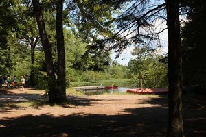BPP - Boat Launch   Access to Bonnechere River and Round Lake.